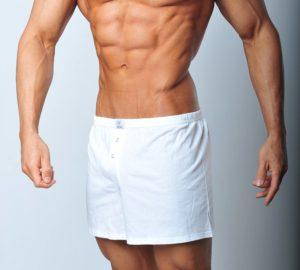 Bőszárú Boxer 100% Pamut nagy méretben (208x) - Férfi Boxer fehérnemű